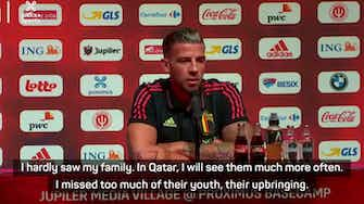 Preview image for Qatar move good for my family - Alderweireld