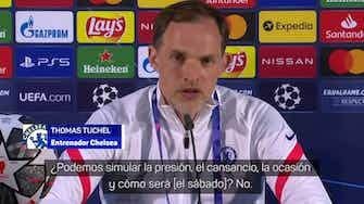 """Imagen de vista previa para Tuchel: """"Hemos identificado a los muchachos que deberían lanzar los penaltis"""""""