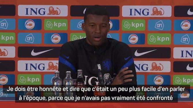 Image d'aperçu pour 8es - Wijnaldum demande à l'UEFA d'agir contre le racisme