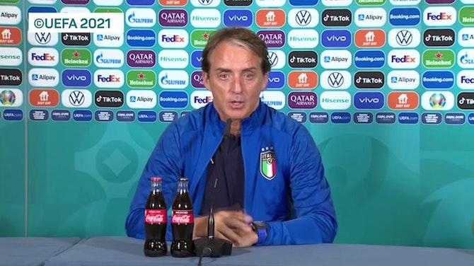 """Mancini e Bonucci d'accordo: """"Francia, Germania e Portogallo favorite"""""""