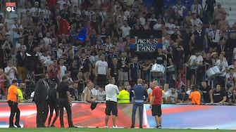 Image d'aperçu pour Peter Bosz s'adresse aux supporters après Strasbourg