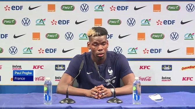 """Euro 2020 - Pogba : """"L'Allemagne, c'est du lourd"""""""