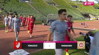 Vorschaubild für Türkgücü München - SV Wehen Wiesbaden (Highlights)