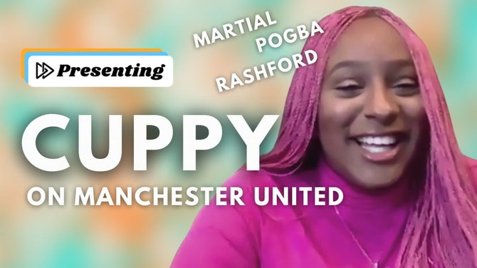 Preview image for Nigerian superstar Cuppy wants Manchester United tactics changed