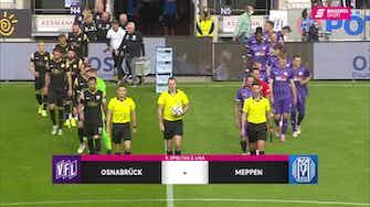 Vorschaubild für VfL Osnabrück - SV Meppen (Highlights)