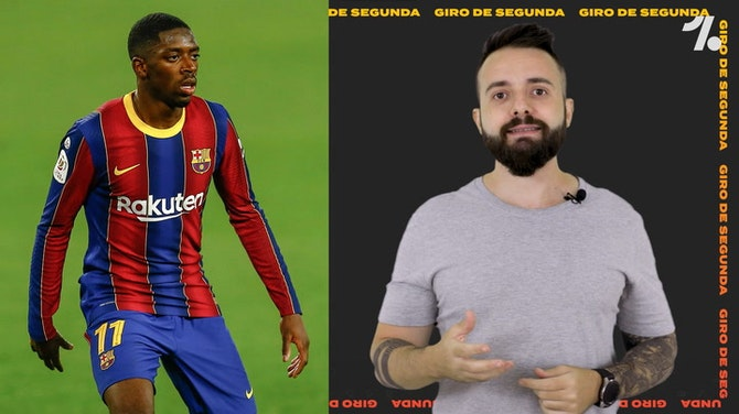 Imagem de visualização para DEMBÉLÉ e mais 4 jogadores se tornaram problemas GRAVES pro futuro do Barcelona