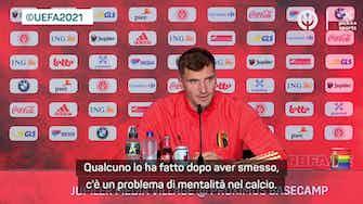 """Anteprima immagine per Meunier: """"Il calcio non è pronto per i giocatori gay"""""""