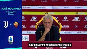 """Imagen de vista previa para Mourinho se deja querer: """"Tengo una conexión emocional con Newcastle"""""""