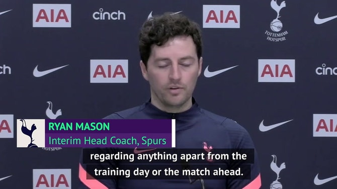 Preview image for Spurs don't need top-four finish to keep Kane - Mason