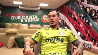 Imagem de visualização para Gustavo Gómez não desiste da briga pelo título do Brasileirão e relembra 2018