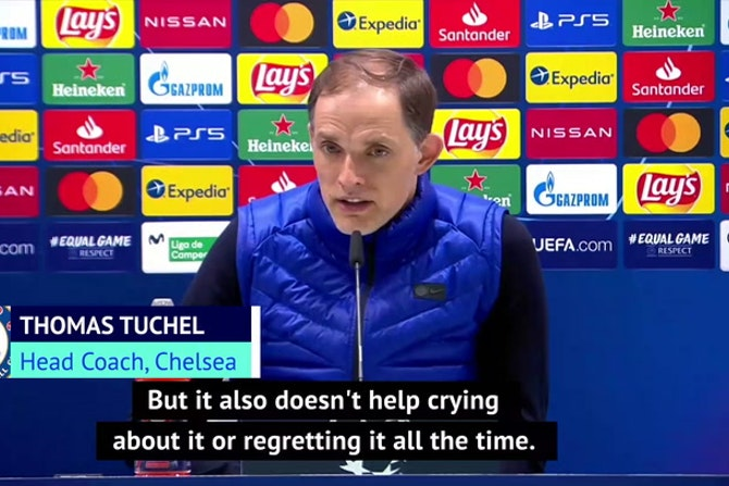 Werner missing big chances does not help - Tuchel frustrated after Madrid draw
