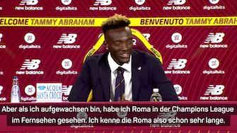 """Vorschaubild für Abraham: """"Rüdiger hat mir von Roma erzählt"""""""