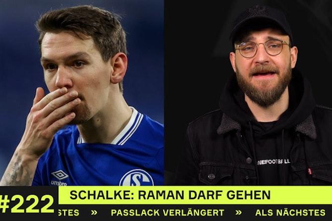 Schalke: Ramans Pläne nach dem Abstieg