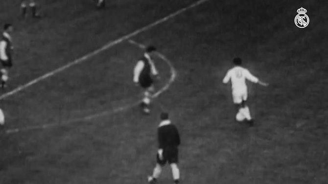 The first European Cup triumph