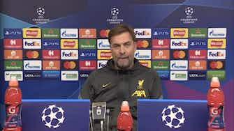Preview image for van Dijk is the best central defender in the world!   Atletico Madrid vs Liverpool Jurgen Klopp