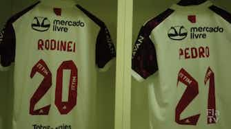 Preview image for Behind the scenes of Flamengo draw vs América-MG