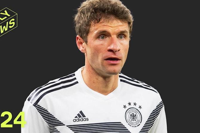 Bei Anruf Jogi: Thomas Müller fährt wohl zur EM! Ist Mats Hummels der Nächste?