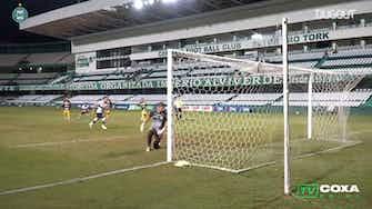Imagem de visualização para Veja os gols do Coritiba na derrota para o Cascavel