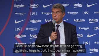 Preview image for Laporta wants Messi deal soon