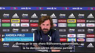 """Imagen de vista previa para Pirlo: """"Veo a Cristiano centrado en la Juventus"""""""