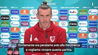 """Anteprima immagine per Bale: """"Non sarà la mia ultima in Nazionale"""""""