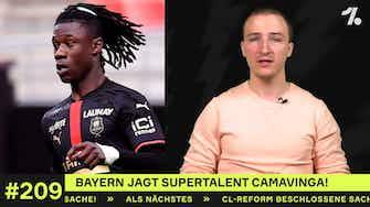Vorschaubild für Lockt Bayern Camavinga mit diesem Versprechen?