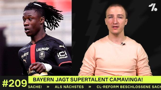 Lockt Bayern Camavinga mit diesem Versprechen?