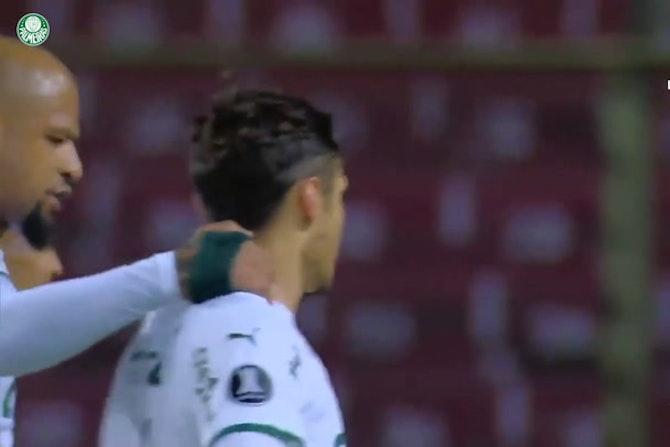 Palmeiras' beat Independiente del Valle at Quito