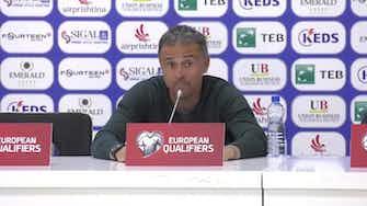 """Imagen de vista previa para Luis Enrique, en titulares: """"En la Selección nunca lo hemos tenido fácil"""""""