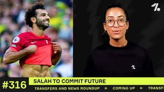 Preview image for Mo Salah's FUTURE at Liverpool
