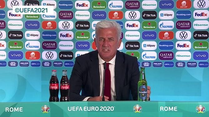 """L'Italia convince anche Petkovic: """"È da prime quattro"""""""