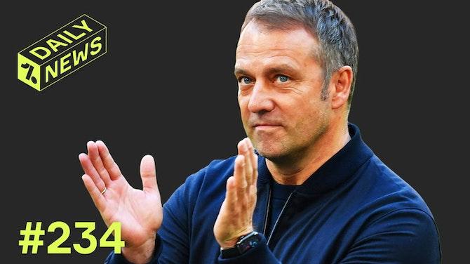 Hansi Flick ist neuer Bundestrainer! Spanien ohne Ramos zur EM!