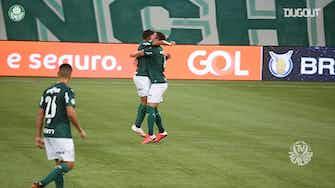 Preview image for Palmeiras beat Fortaleza at Allianz Parque