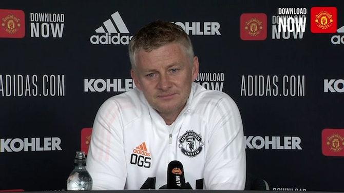 Ole Gunnar Solskjaer pre-match Wolves vs Man Utd