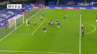 Image d'aperçu pour Le but de Werner contre Newcastle