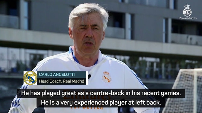 Preview image for Ancelotti predicts great things for new Real Madrid signing David Alaba