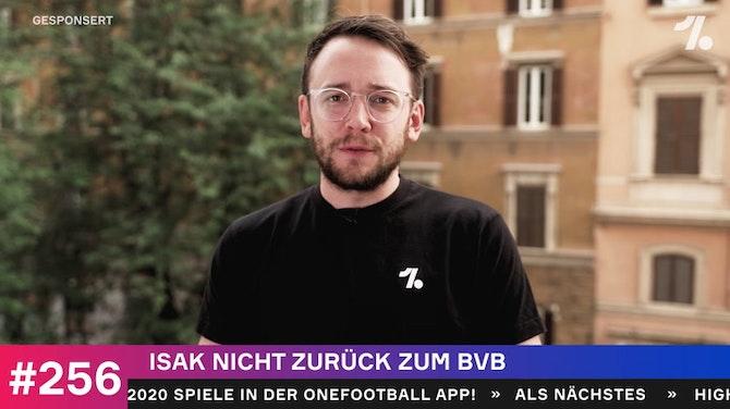 Vorschaubild für Isak nicht zurück zum BVB!