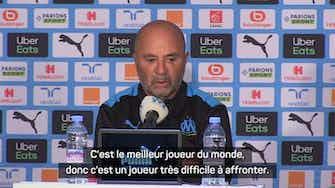 """Image d'aperçu pour Classique - Sampaoli : """"Messi, un joueur éternel"""""""