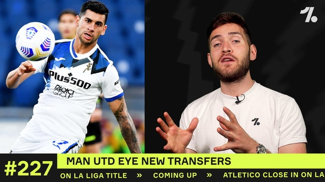 Preview image for Man Utd eye up THREE NEW transfer options!