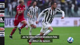 """Image d'aperçu pour 8e j. - Allegri : """"Je compte sur Ramsey"""""""