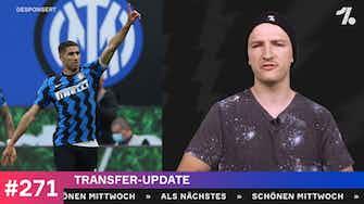Vorschaubild für PSG holt ex-Dortmunder Hakimi!