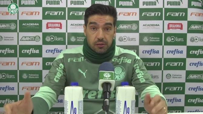 """Imagem de visualização para Abel fala sobre a chegada de Piquerez: """"Clube entendeu que era uma boa oportunidade"""""""