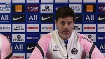 Vorschaubild für Pochettino gives Messi fitness update ahead of game against defending champions Lille
