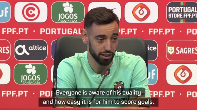 Ronaldo knows squad comes before individuals - Fernandes