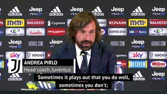 Preview image for Pirlo silences Juve doubters with Napoli win