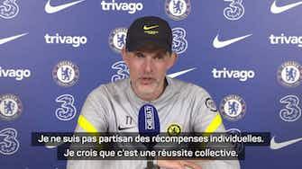 """Image d'aperçu pour Ballon d'Or - Tuchel : """"Je ne sais même pas quels sont nos joueurs sur la liste"""""""