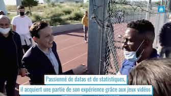 Image d'aperçu pour Le parcours incroyable de Pablo Longoria jusqu'à la présidence de l'OM