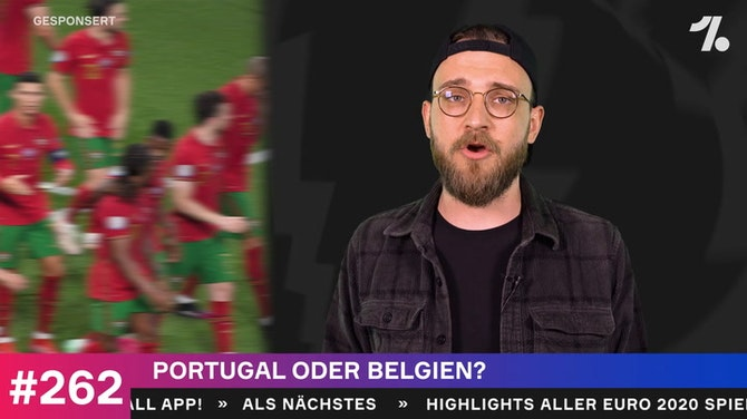 Vorschaubild für Portugal oder Belgien? CR7 vs. Lukaku!