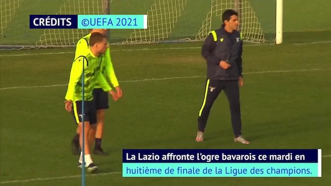 8es - Lazio/Bayern, duel de buteurs