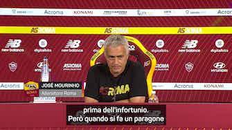"""Anteprima immagine per Mourinho su Zaniolo: """"Potenziale tecnico e fisico unico"""""""